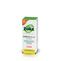 Omega 3 Enerzona 120 cps