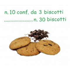 10 CONF. I RIKKY BISCO PROTEICI TIPO COOKIES