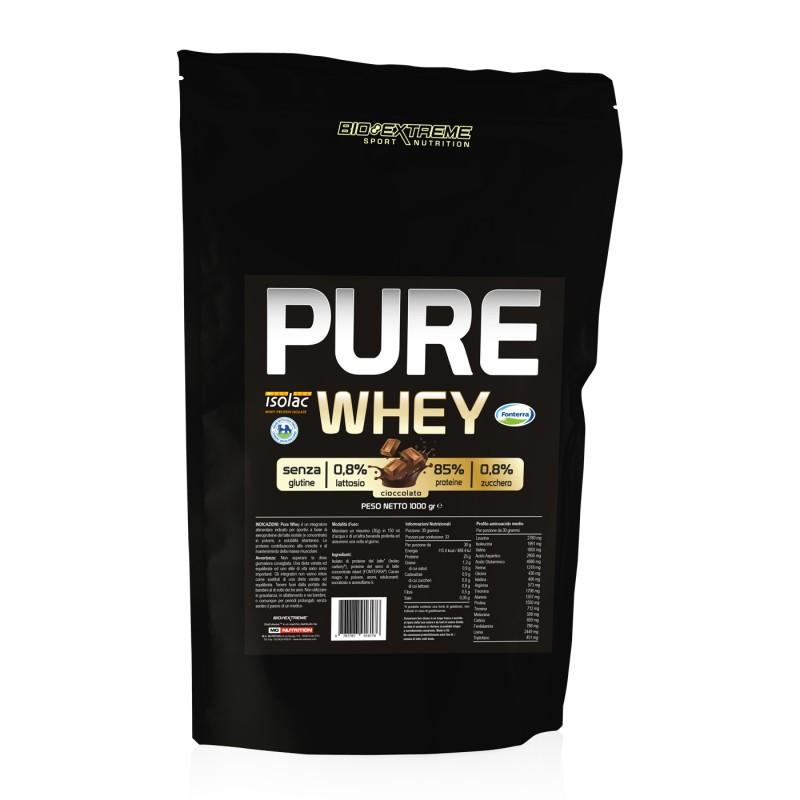 Pure whey 1 kg gusti misti - 33 pasti