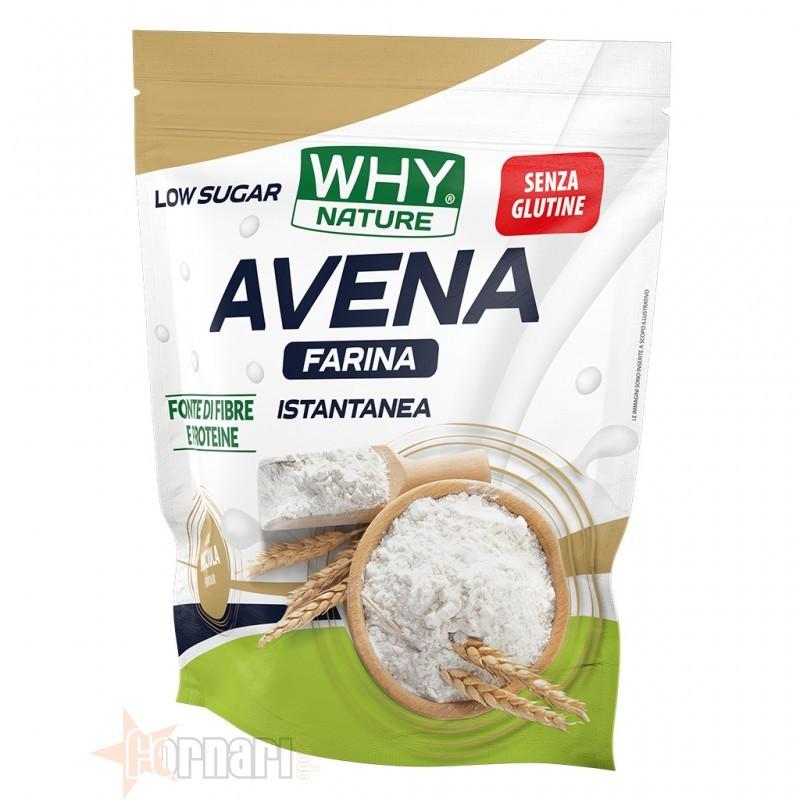 Farina d'avena Gluten free 1 kg