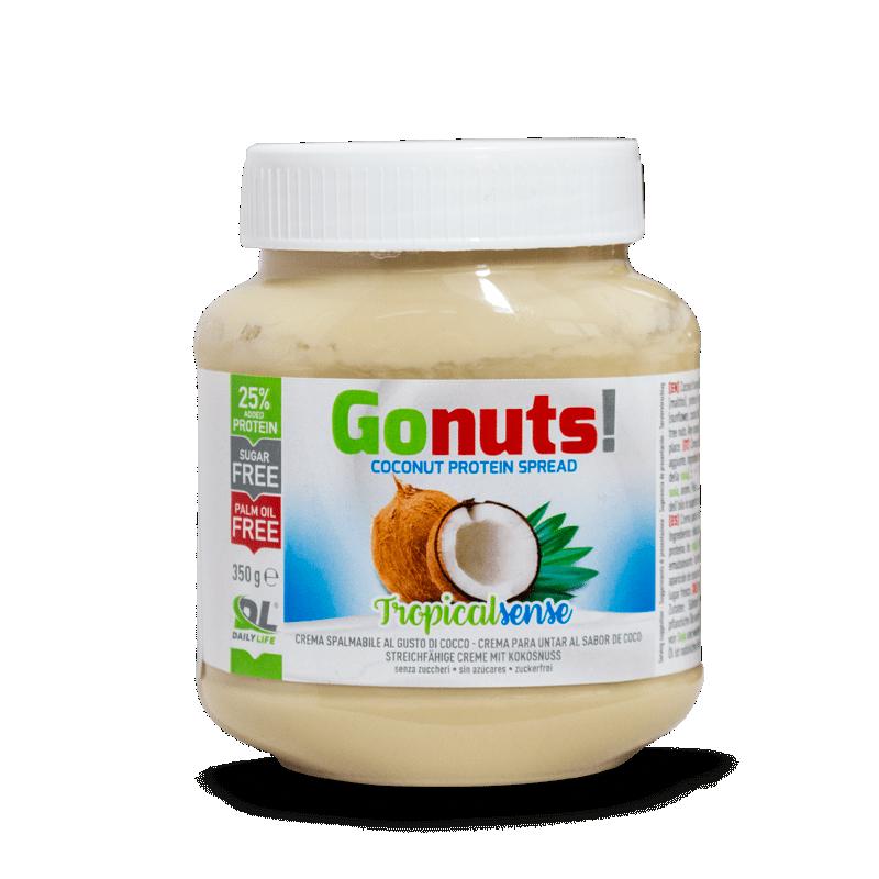 Go nuts cocco 350gr. dailylife