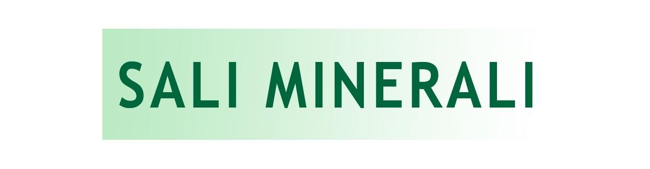 Sali Minerali integratori per lo sport