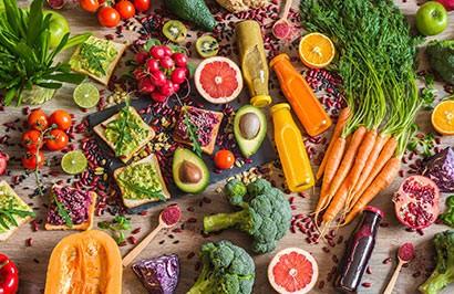 Iperproteico vegano e vegetariano